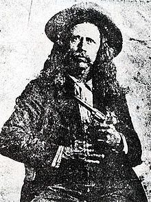 "Nathaniel ""Texas Jack"" Reed (March 23, 1862 – January 7, 1950) was a 19th-century American outlaw responsible for many stagecoach, bank, and train robberies throughout the American Southwest during the 1880s and '90s. He acted on his own and also led a bandit gang, operating particularly in the Rocky Mountains and Indian Territory.  Reed is claimed to have been the last survivor of the ""47 most notorious outlaws"" of Indian Territory."
