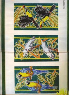 Gallery.ru / Фото #41 - The world of cross stitching 148 - tymannost