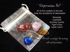 Depression Crystal Set