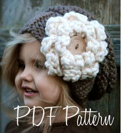 Knitting PATTERN-The Sophia Slouchy