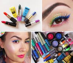 ! Maryam Maquillage !: Celebrate Pride in Happy Rainbows!