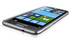 Meet the Samsung ATIV S, the first smartphone unveiled that runs Windows Phone 8.