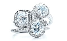 Antique Style Engagement Rings from Joseph Jewelry