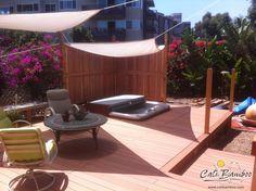 Jim's Low-Maintenance Deck - Cali Bamboo Greenshoots Blog