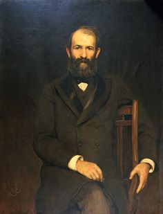 """Jay Gould, who fought with Jim Fisk against Cornelius """"Commodore"""" Vanderbilt for control of the Erie Railroad and other transportation arteries, as incipient American industry  emerged and sprang into growth."""