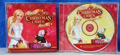 BARBIE, A CHRISTMAS CAROL soundtrack 2008 Mattel  SA6 #Christmas