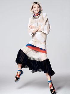 Phoebe Philo's Best Céline Looks in Vogue—Photos