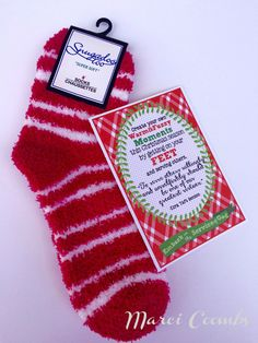 Embark in the Service of God Socks Christmas Gifts by MarciCoombs