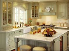 Vintage kitchen...