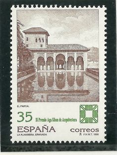 Blog de Filatelia. Philately Blog. Philatélie Blog.  Philatelie Blog. Filatelia Blog. Филателия Блог. Filatelie Blog. Filatelija pix. Granada, Vintage Stamps, Art Images, Spain, Retro, City, Places, Postcards, Countries