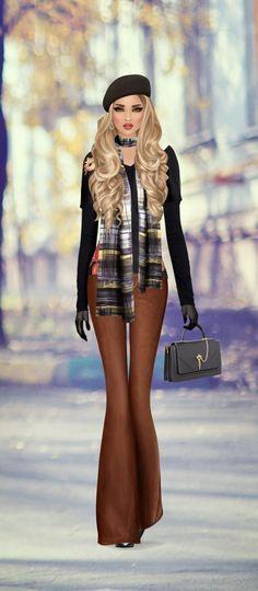 Fashion Dress Up Games, Covet Fashion Games, Fashion Dolls, Fashion Art, Girl Fashion, Fashion Dresses, Womens Fashion, Digital Art Girl, Cool Sketches