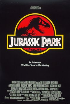 Jurrasic Park... One of the best movies of all time... the concept, plot, and the special effects are amazing!!!