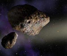01/16/2014 - Two Asteroids Set to Pass Earth on Tuesday, says NASA