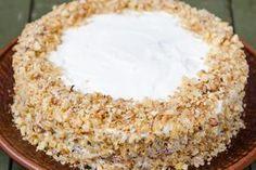 Jastuk torta sa orasima i žutim filom: Ukusna, kremasta, neodoljiva! Sheet Cake Recipes, Cupcake Recipes, Baking Recipes, Cupcake Cakes, Dessert Recipes, Cake Cookies, Cupcakes, Torte Recepti, Kolaci I Torte