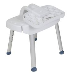 bathroom safety shower chair with folding back - Shower Chair With Back