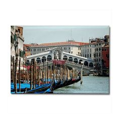Sold today: #Venice 001 #Rectangle Magnet #JAMFoto #Cafepress