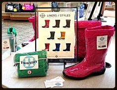 It is #TwoAlity's last weekend at the Columbia Mall!!! Come and fit your #pair of #BootsByTwoAlity before we are gone! ❤ Check out our selection of #Boot liners online at.... www.thetwoalitystore.com #Madeintheusa #ClearBoots