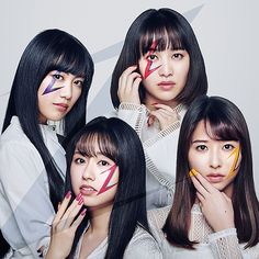 Innocent Girl, Sailor Moon, Album Covers, Girl Group, Halloween Face Makeup, Momoiro Clover, Artist, Anime, Fictional Characters