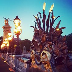 Is this the real life? Is this just fantasy?  #bohemianrhapsody #takemetoparis #takemetoparisapartments #paris #france #europe #parisbynight #parisjetaime #parisisalwaysagoodidea #fantasy #magic #bridge #art #artnouveau #lights #sculpture #travel #travelgram #holiday #vacation #wanderlust #queen #topparisphoto @topparisphoto