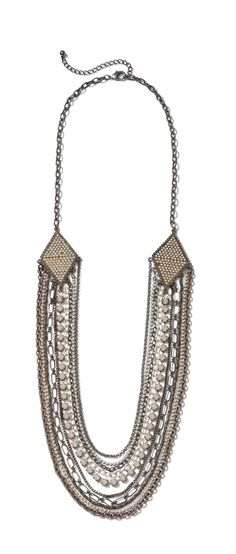 Avery Necklace #jewelry #chicos #HolidayFeeling