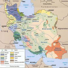 40 maps that help explain the history of the Middle East.