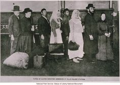 """Types of Aliens Awaiting Admission at Ellis Island Station"" :: CSHL DNA Learning Center Types Of Aliens, Ellis Island Immigrants, Refuge, Lower East Side, Historical Maps, Learning Centers, One In A Million, Ancestry, Old World"