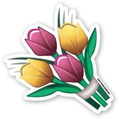Bouquet | Emoji Stickers