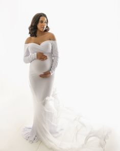 6118439aa8a82 Maternity, lace maternity gowns, maternity gown, maternity dress, maternity  photography, maternity. Miss Madison Couture ...