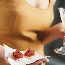 Spicy Tuna Tartare Recipe