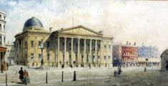 The Custom House - Liverpool And Merseyside Remembered Liverpool History, Liverpool Home, Customs House, Luftwaffe, Taj Mahal, Louvre, Paintings, City, Building