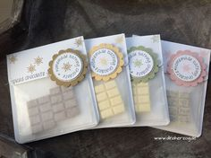 The perfect Gift!: My Swaps Source Homemade Gifts, Diy Gifts, Homemade Cosmetics, School Gifts, Stamping Up, Little Gifts, Handmade Crafts, Diy Beauty, Christmas Diy