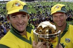 "Mark and Steve Waugh are easily the most famous twins in the sport of cricket. Steve was captain of the Australian test cricket team from 1999 to 2004. He turned an already formidable team into an unstoppable one. With 168 test appearances, Steve was the most capped player until his record was overtaken in 2010 by India's Sachin Tendulkar. According to his ESPN bio, Mark ""was one of the world's most elegant and gifted strokemakers in the game."""