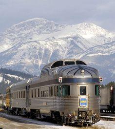 TransCanada Railway