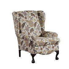 Tulsa Wingback Chair