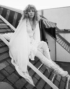 Stevie Nicks Style velvet legwarmers. The first SN finery I hand sewed to create. Still make them :) LOVE!