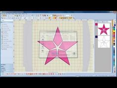 BERNINA Embroidery Software 7: how to create a Trapunto/Raised Satin design - YouTube