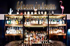 BIT Bloom In Town Restaurant and Bar by Diorama Atelier
