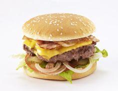Love Burger by Veigas Fabrice, via Behance