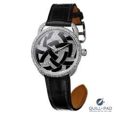 Jewellery Pre-Selected Watches: Round Table Discussion Of The Grand Prix d'Horlogerie de Genève 2014 Hermes Watch, Chopard, High Jewelry, Luxury Watches, Chronograph, Apple Watch, Jewelry Watches, Accessories, Women