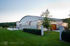 www.melanilustphotography.com. Dreamy wedding at Saltwater Farms Vineyard, Stonington, CT.