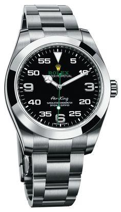 Fascinés par la nouvelle Air-King de Rolex ? Leasy Luxe vous la propose en ligne www.leasyluxe.com #trend #luxurious #leasyluxe