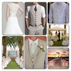 Cyprus wedding collage ideas groom, bride, venue