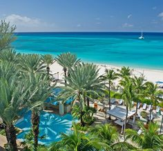 The Westin Grand Cayman Seven Mile Beach Resort & Spa A resort on a beautiful beach with a beautiful view... Sign me up!