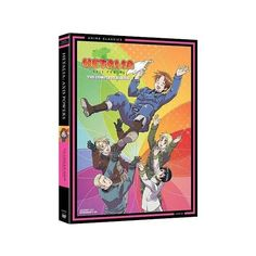 Hetalia Axis Powers The Complete Series (Widescreen) Walmart.com ($20) ❤ liked on Polyvore featuring dvd, hetalia and movies