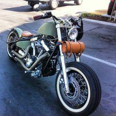 Harley-Davidson bobber