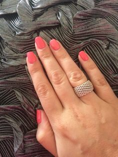 Biosculpture Nails #75 Fruity Tooty Gel Nail Colors, Gel Color, Colour, Gel Nails, Hair Beauty, Diy Crafts, Ideas, Ongles, Bijoux