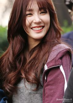 SNSD, Girls Generation Tiffany