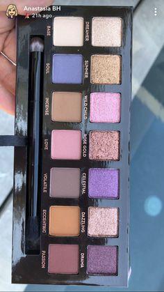 Anastasia Beverly Hills Norvina palette #abh #norvina #anastasia #beverly #hills #palette #makeup #eyeshadow