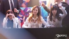 140314 SNSD Fansign at IFC Mall - Minus