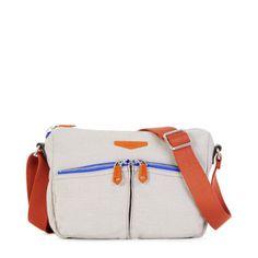 $129 Kaeon Wanderer Crossbody Bag - Beige
